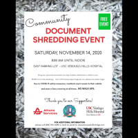 FREE Document Shredding Event