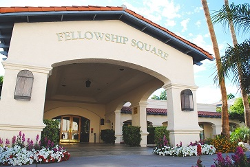 Fellowship Square Main Entrance