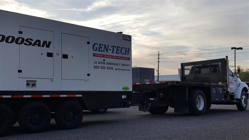 Rental Mobile Generators