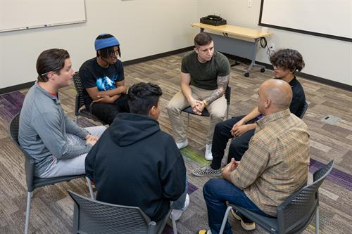 Our 1-1 mentoring occurs as part of a connected community.