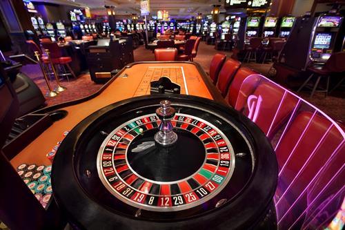 IP Casino Resort Spa - Casino Floor