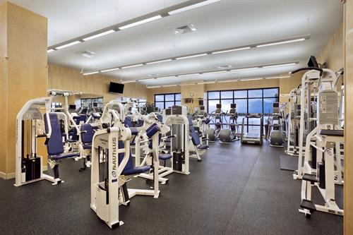 IP Casino Resort Spa - Fitness Center