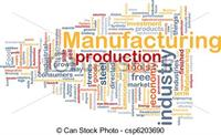 Production and Manufacturing
