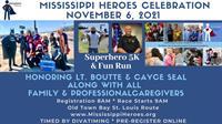 Mississippi Heroes Celebration & Superhero 5K