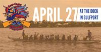 4th Annual Gulf Coast Dragon Boat Festival