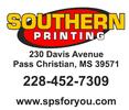 Southern Printing & Silk Screening, Inc.