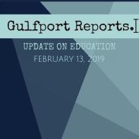 GULFPORT CHAMBER HOSTS GULFPORT REPORTS FEATURING DR. JONATHAN WOODWARD & SUPERINTENDENT GLEN EAST