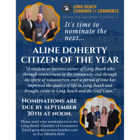 Long Beach Chamber of Commerce Looking for Next Citizen of the Year
