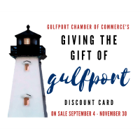 'Giving the Gift of Gulfport' Fundraiser Provides Savings, Promotes Local Businesses
