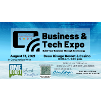 Mississippi Gulf Coast Chamber of Commerce Hosts Business and Technology Expo in Conjunction with the One Coast Awards Ceremony