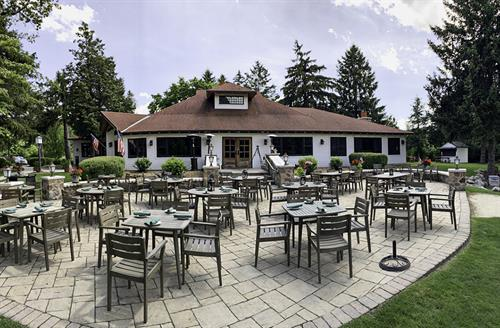 Timmer's Resort Patio