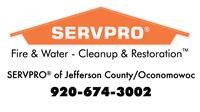 SERVPRO of Jefferson County/Oconomowoc