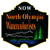 North Olympic Watercolorists are exhibiting at the Sequim Museum & Arts