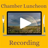 Chamber Luncheon - Guest Speaker: Mark Ozias