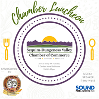 June Chamber Luncheon - Featuring Terry Ward with Sound Publishing