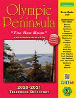 Olympic Peninsula ''Red Book'' Telephone Directory - Woodinville