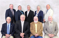 BECi is governed by a member-elected board of directors. Each board seat represents an particular area of BECi's service terrority.