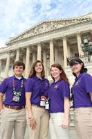 Each year, BECi sends 4 local students on an all-expense paid trip to Washington, D.C. for the NRECA Youth Leadership Tour