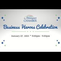 Business Heroes Celebration