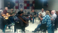 Bluegrass Festival Jam