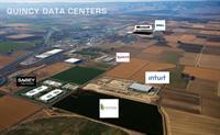 Data Centers in Quincy