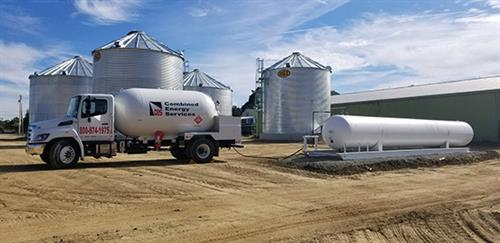 CES provides propane for agricultural use