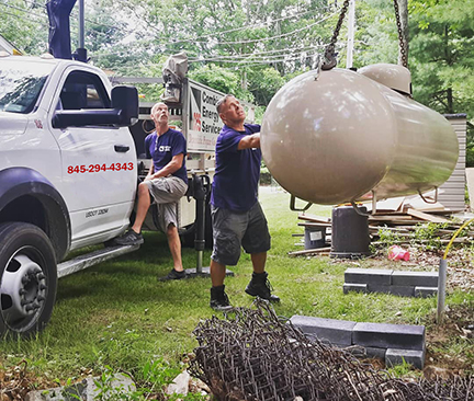 Converting homes & businesses throughout the region to propane