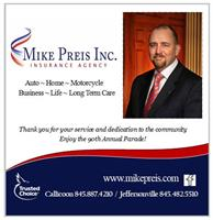 Mike Preis, Inc. Insurance - Callicoon