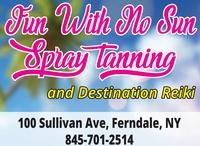 Fun With No Sun Spray Tanning
