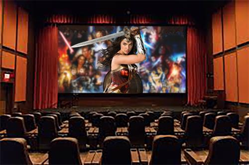 Blockbuster Movies and Private Cinema Rentals