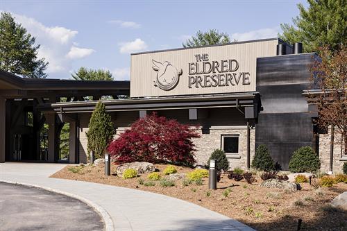 The Eldred Preserve.