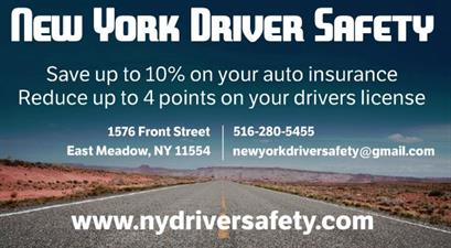 New York Driver Safety