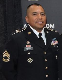 Sergeant First Class Enrique Reyna