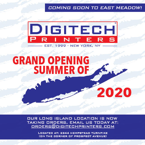 Grand Opening Summer Of 2020