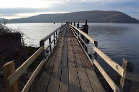 Take a walk along the Hudson River and explore the area.