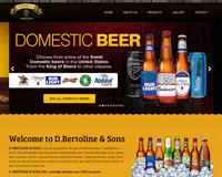 D. Bertoline & Sons website we created