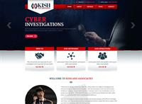 Website we created for a Private Investigator