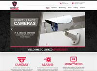 Security company website we built