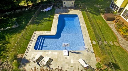 Photo Shoot for Orange County Pools