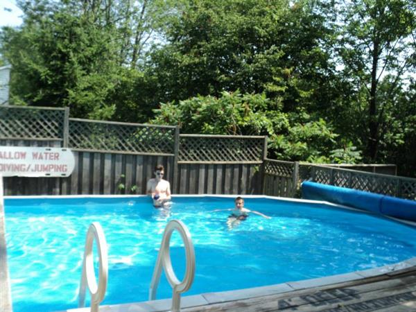 Rosewood Heated Swimming Pool