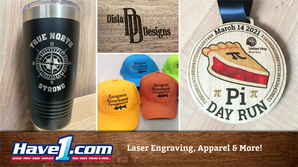 Have1.com Laser, embroidery, and promo