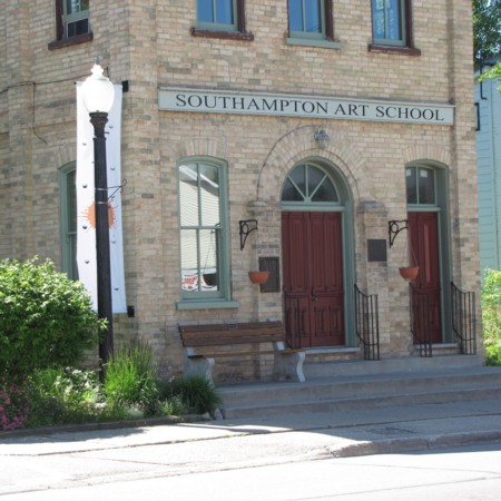 Southampton Art School with classes for adults and kids
