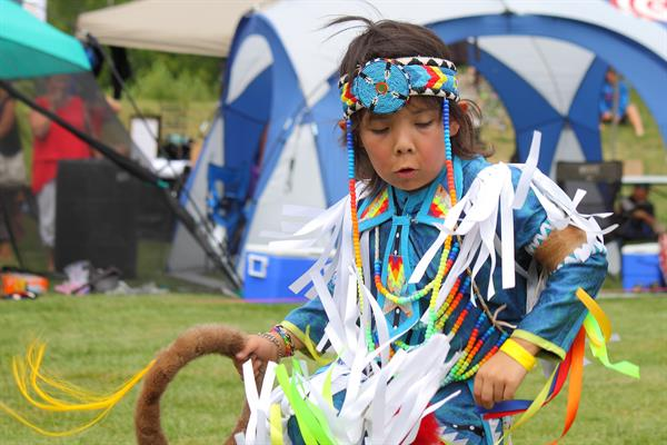 Saugeen First Nation Pow Wow