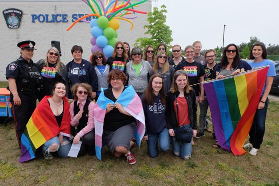 Saugeen Shores Pride