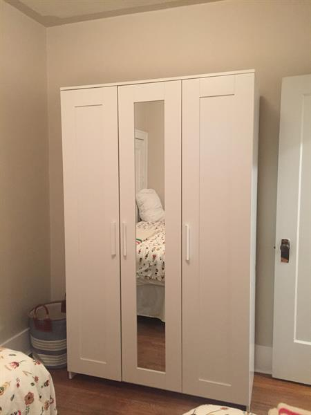 2nd Bedroom Armoire