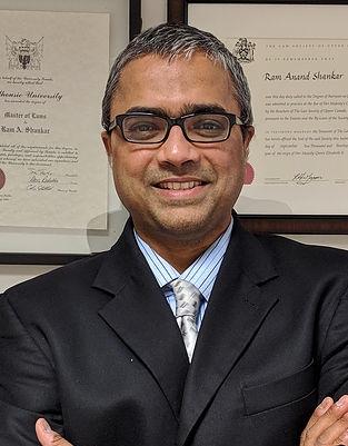 Ram Shankar, Barrister Solicitor