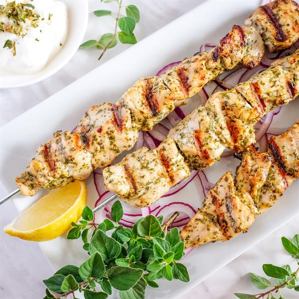 Catering - Greek Skewers