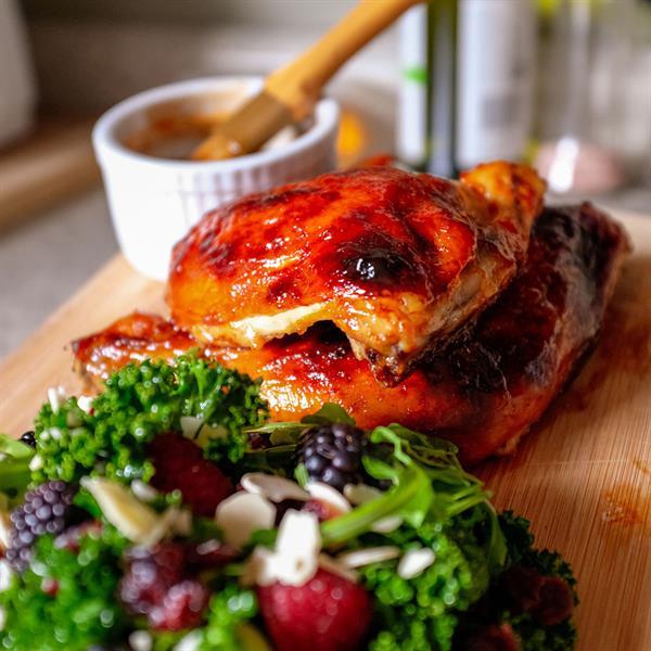 Catering - BMKC's Sweet Kickin' Chicken