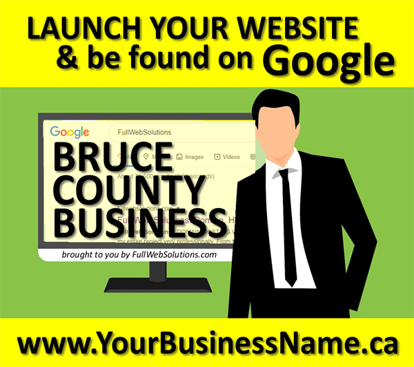 Launch your Website and be found on Google