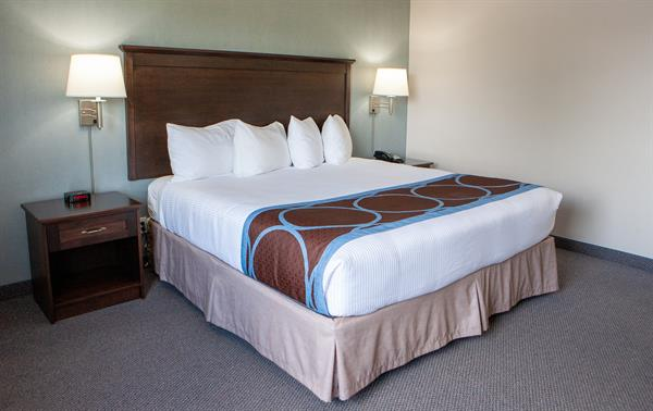We have a variety of rooms to suit everyone's needs.